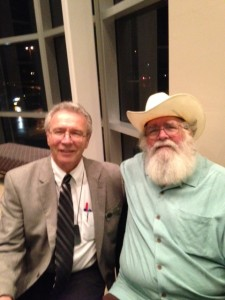 Clyde Butcher and David Klement