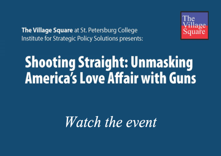 Shooting Straight: Unmasking America's Love Affair with Guns