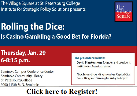 Rolling the Dice: Is Casino Gambling a Good Bet for Florida?